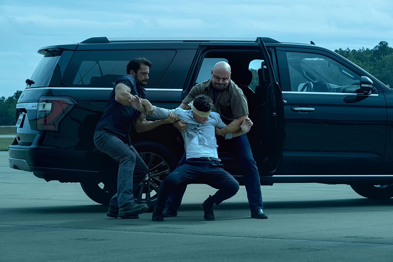 Озарк, 3 сезон (Ozark, season 3) похищение