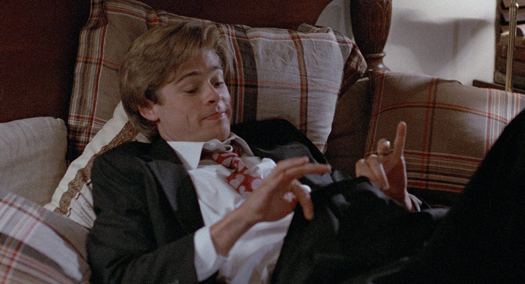 Пропуск занятий (Cutting Class)1989 Брэд Питт