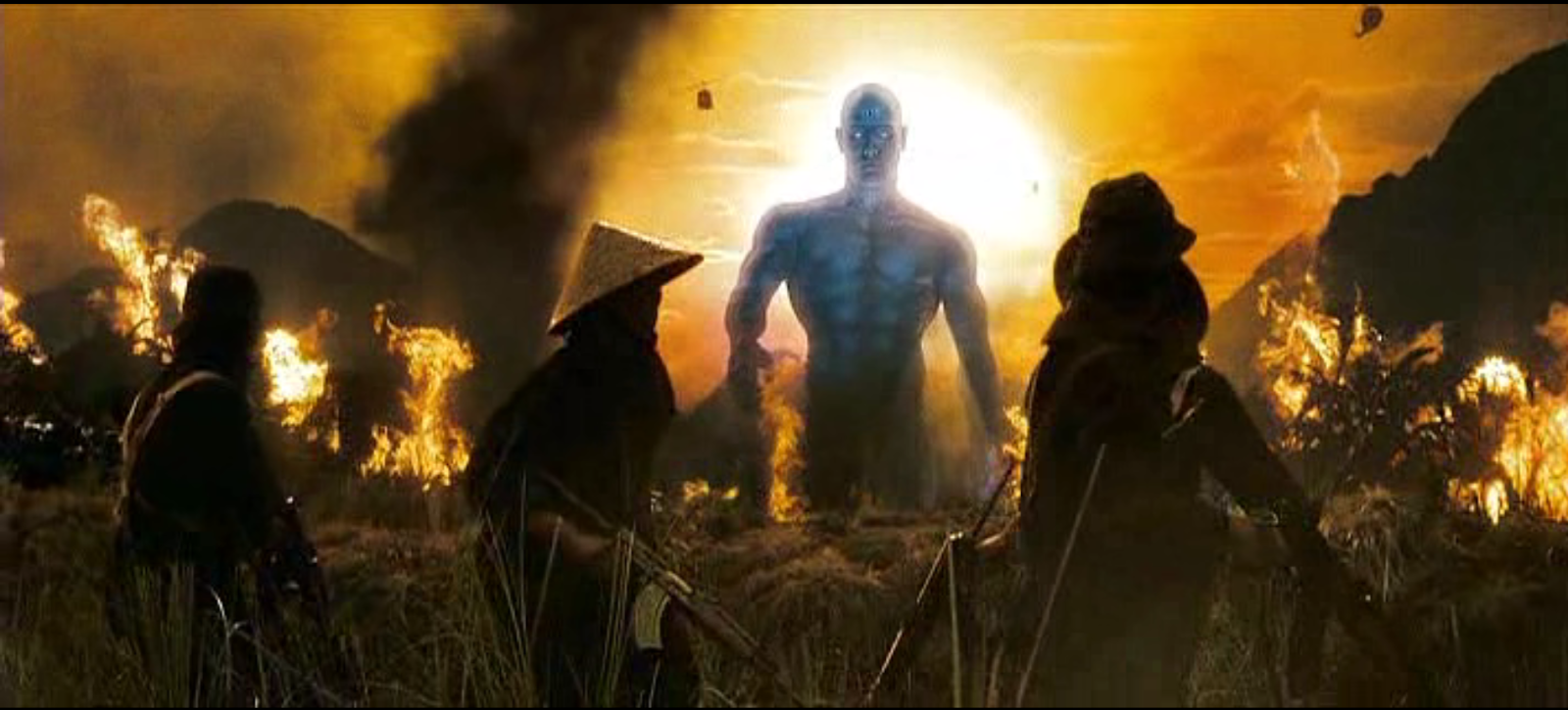 Хранители (Watchmen) 2009