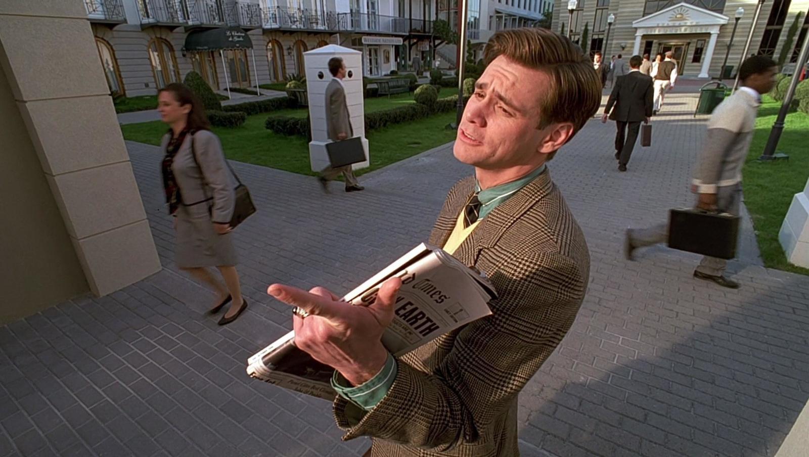 Шоу Трумана (The Truman Show) 1998