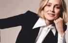 Шэрон Стоун снялась в эффектной фотосессии для Vogue Германия
