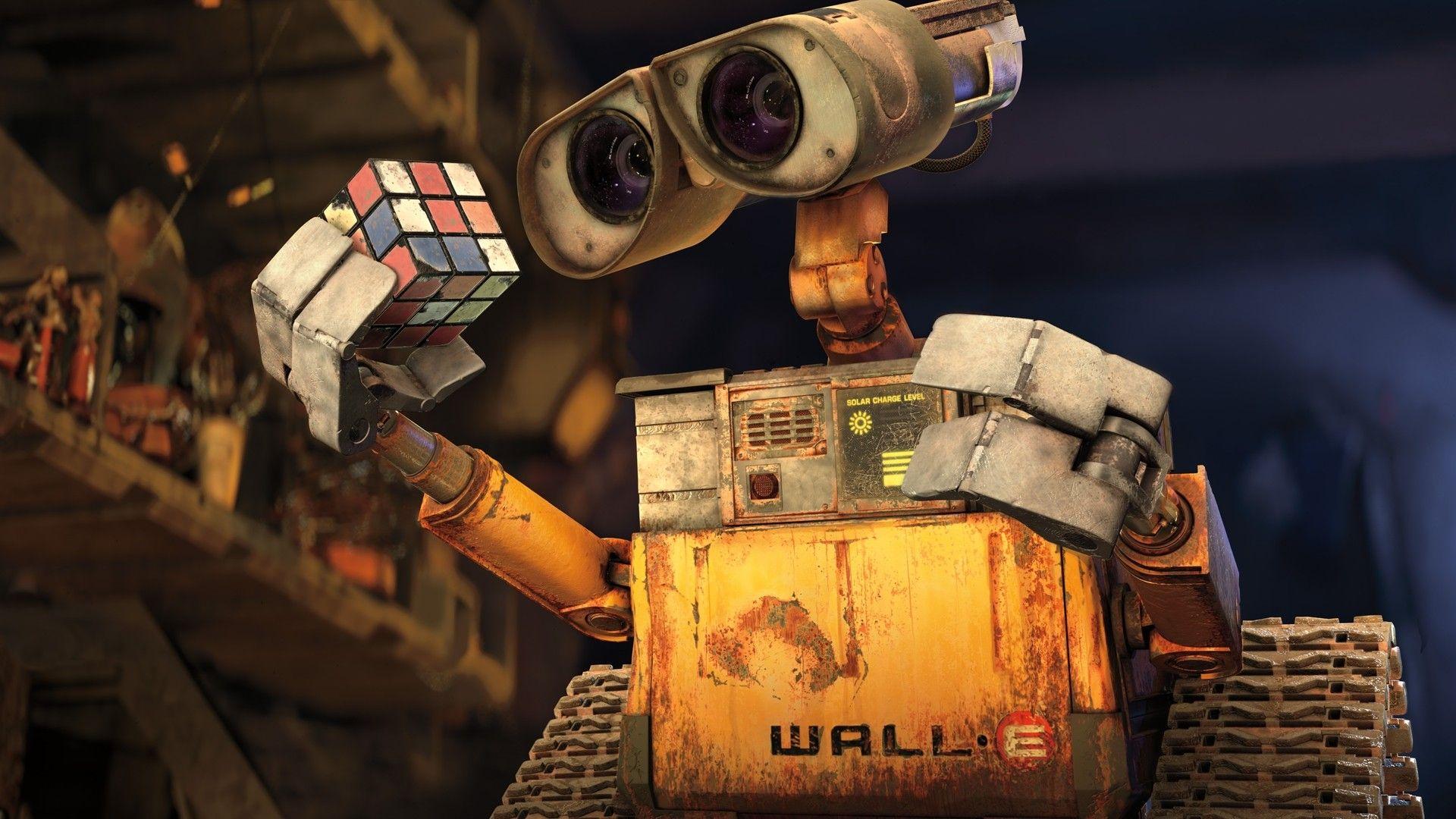 ВАЛЛ·И (WALL·E) 2008