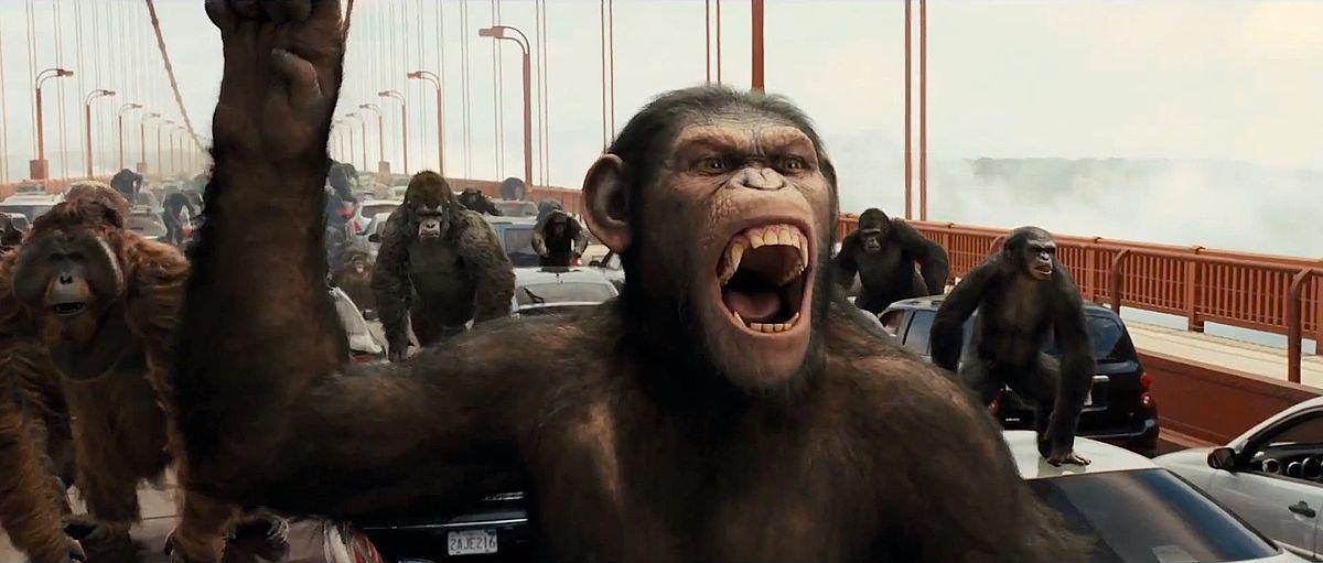 Восстание планеты обезьян (Rise of the Planet of the Apes)