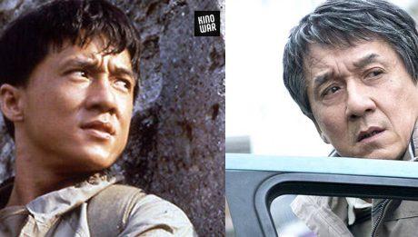 Герои боевиков 80-х 90-х тогда и сейчас Джеки Чан