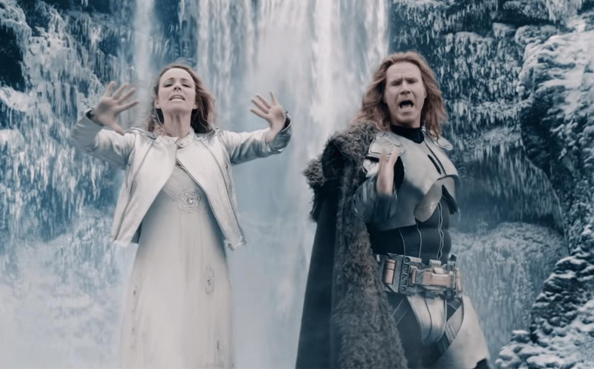 Евровидение История огненной саги (Eurovision Song Contest The Story of Fire Saga)