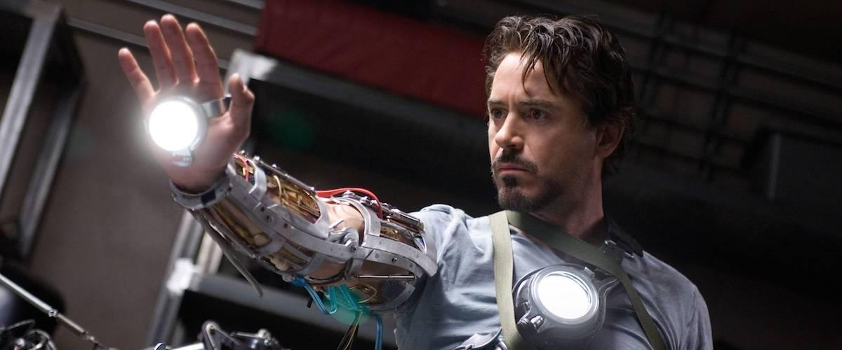 Железный человек (Iron Man) 2008