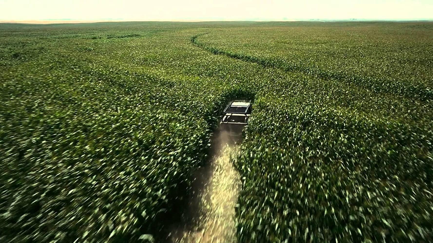 Интерстеллар Interstellar 2014 фильм кукурузное поле