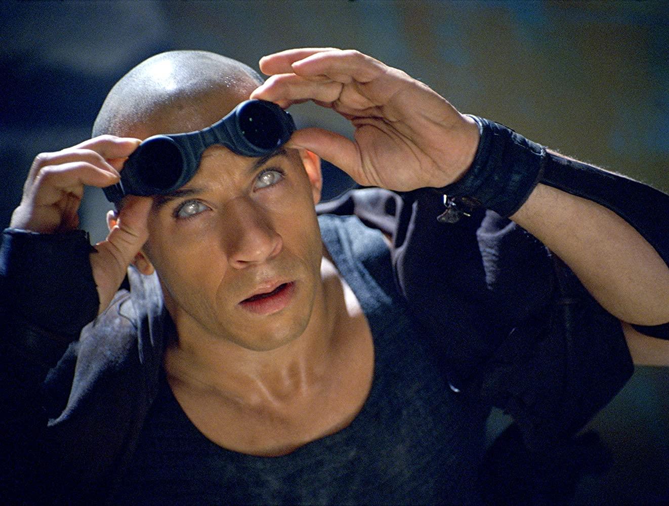 Хроники Риддика (The Chronicles of Riddick)2004