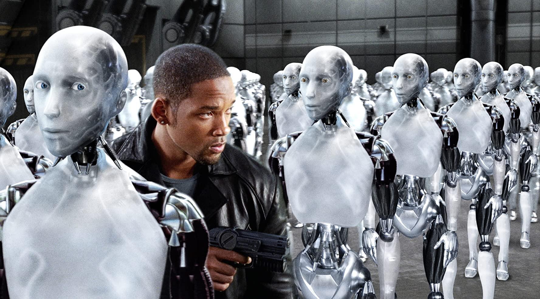 Я, робот (I, Robot) 2004