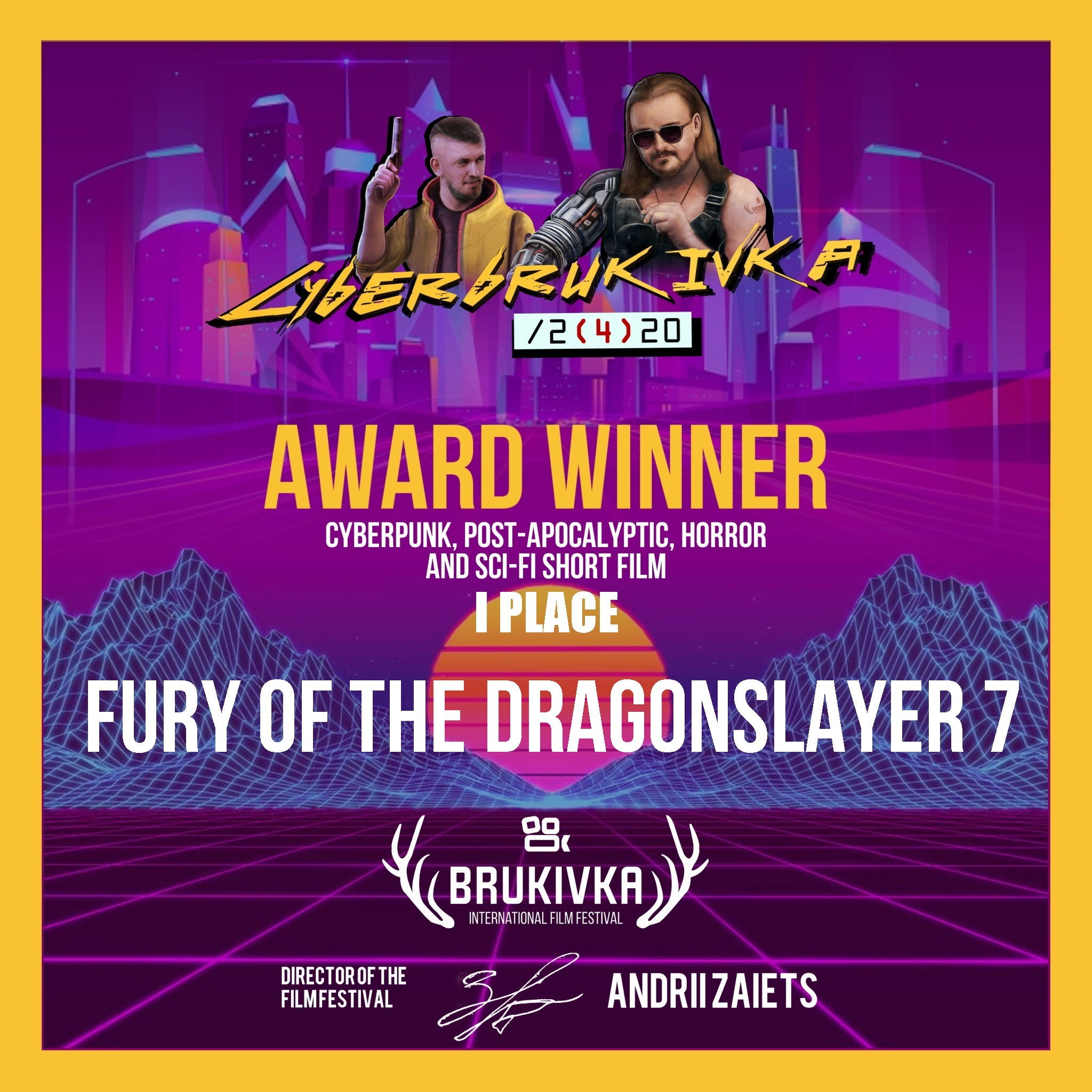 Fury of the dragonslayer 7
