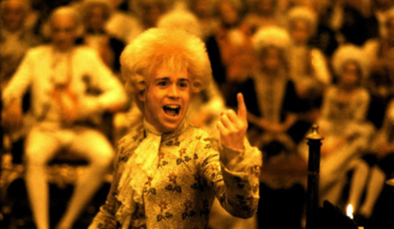 Амадей (Amadeus, 1984, IMDb 8,3)