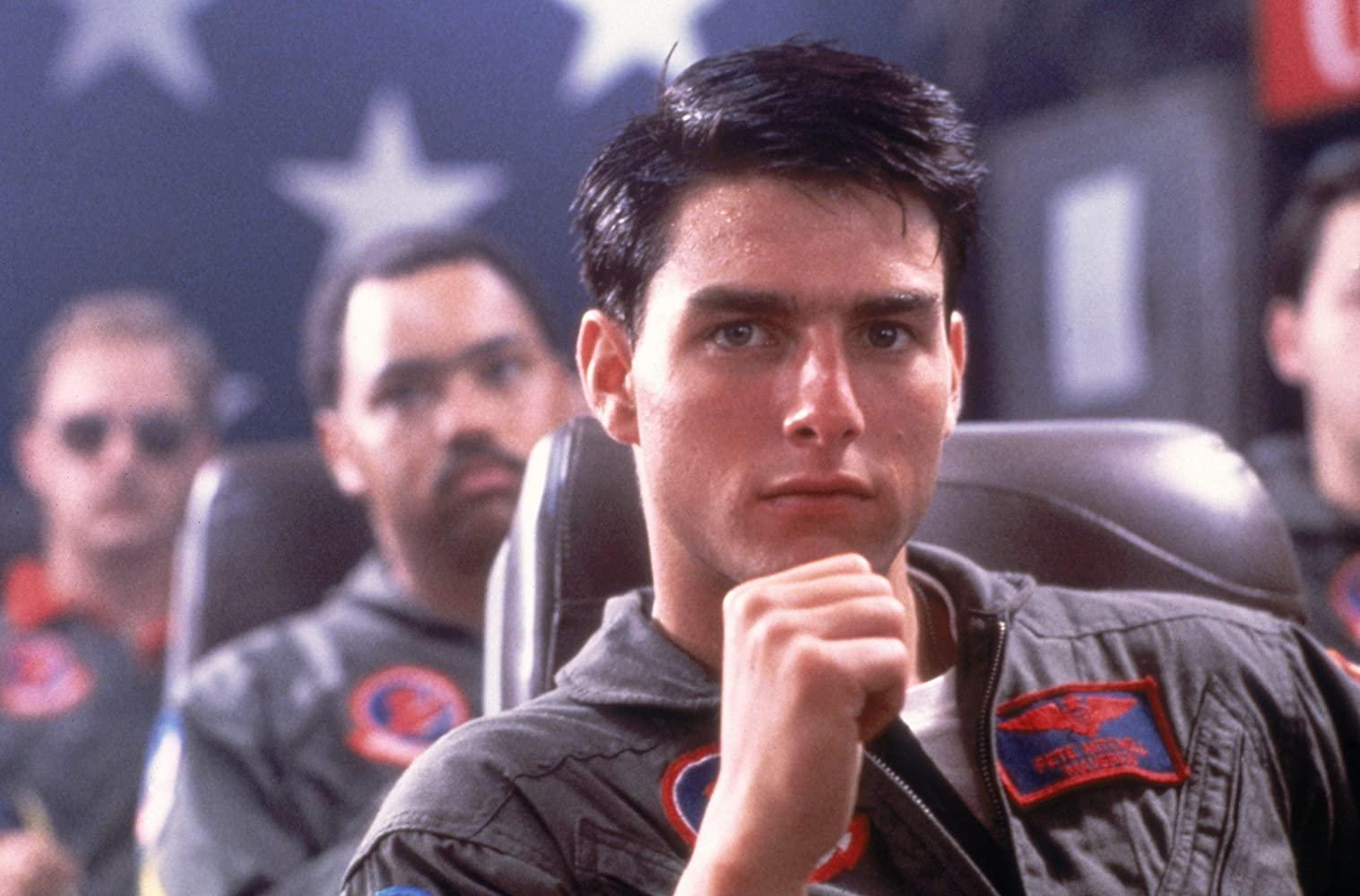Лучший стрелок (Top Gun) 1986