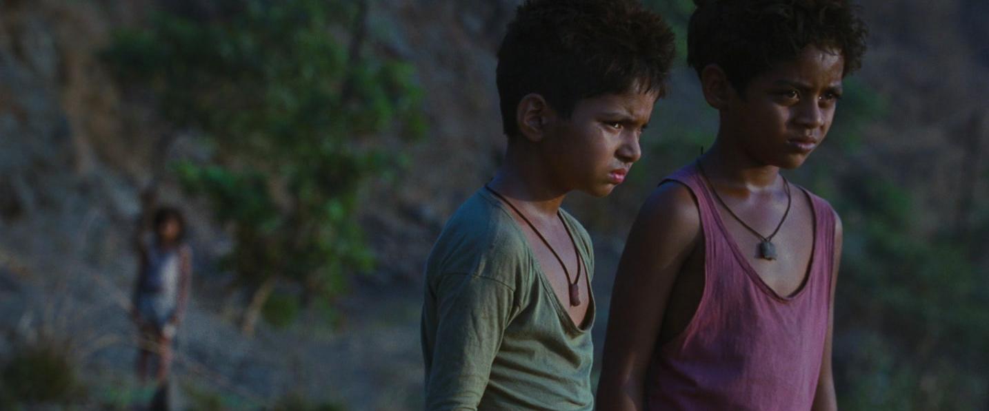 Миллионер из трущоб (Slumdog Millionaire)2008