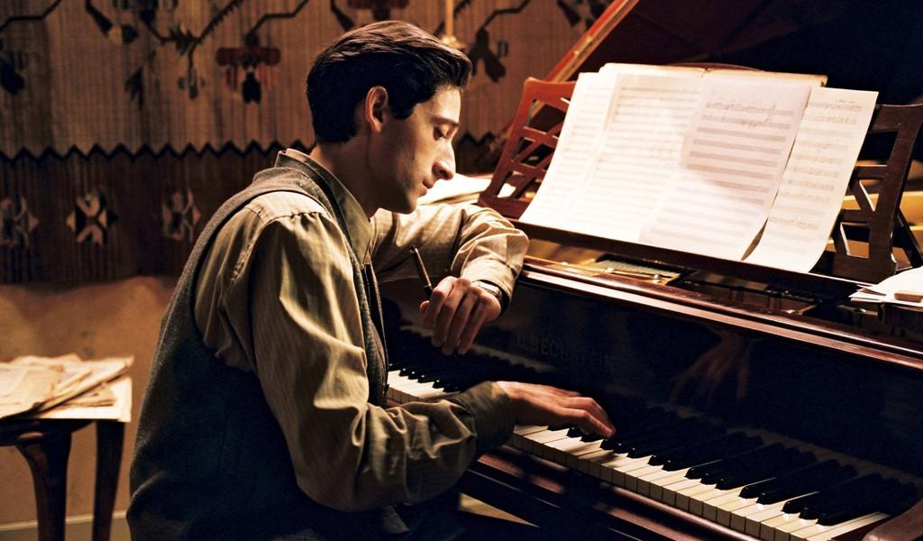 Пианист (The Pianist, 2002, IMDb 8,5)