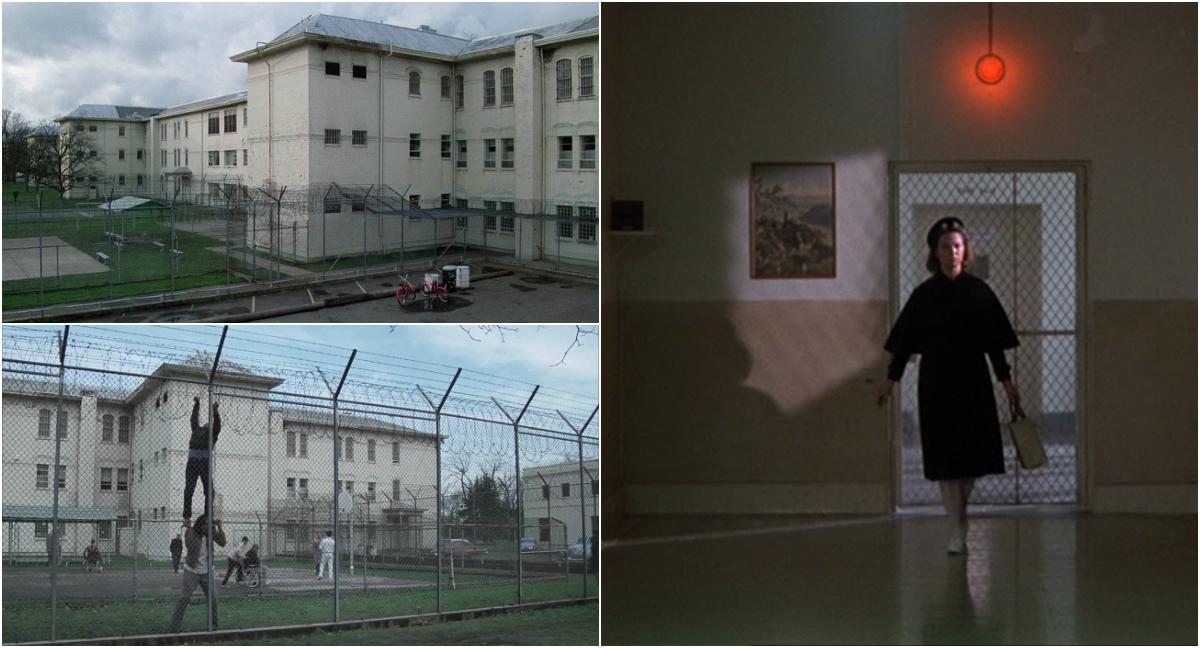 фото больницы из фильма Пролетая над гнездом кукушки