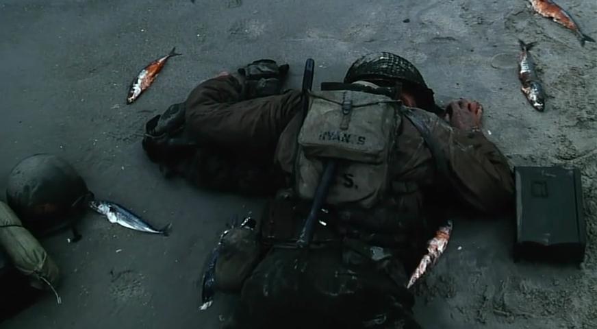 Спасти рядового Райана высадка в Нормандии