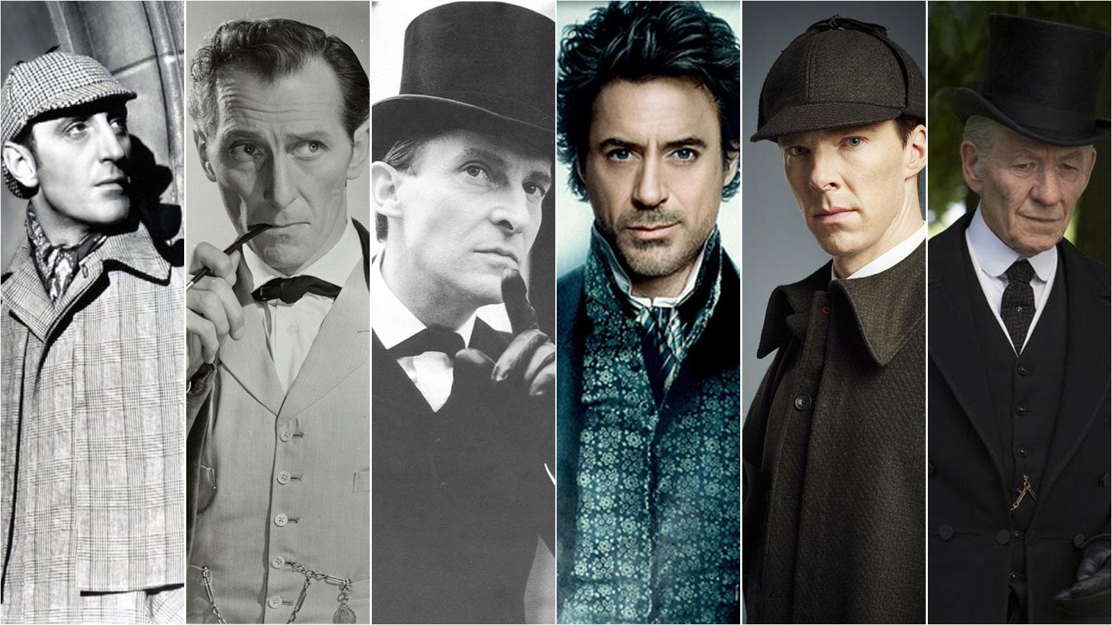 шерлок холмс актеры которые его играли