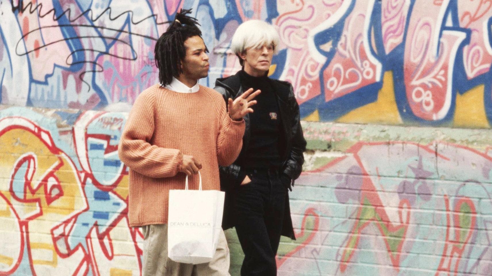 Баския (Basquiat, 1996, IMDb 6,9)