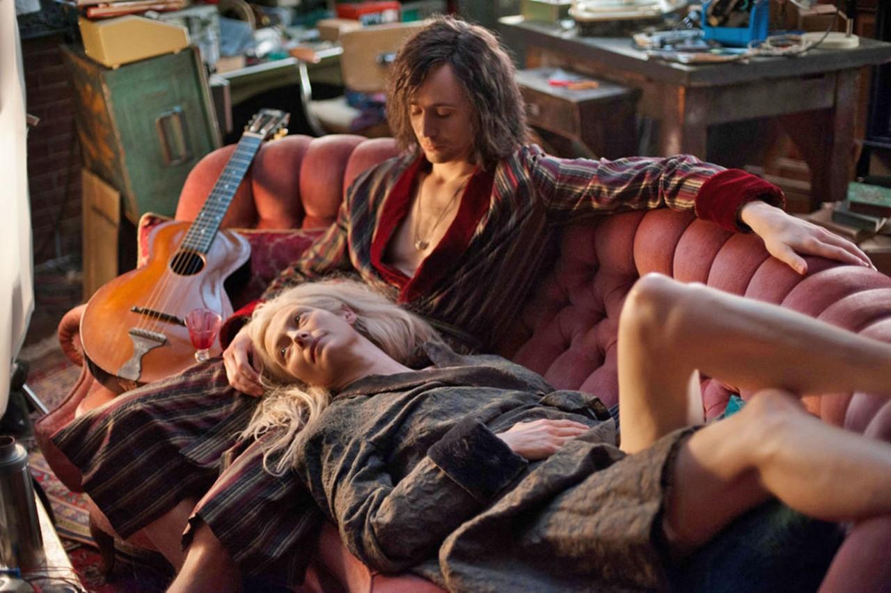 Выживут только любовники (Only Lovers Left Alive, 2003, IMDb 7,3)