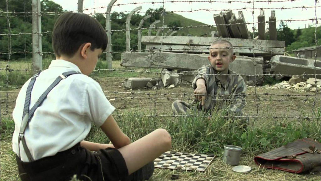 Мальчик в полосатой пижаме (The Boy in the Striped Pajamas, 2008, IMDb 7,8)