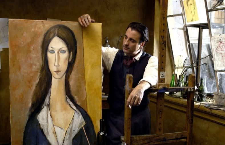 Модильяни (Modigliani, 2004, IMDb 7,4)