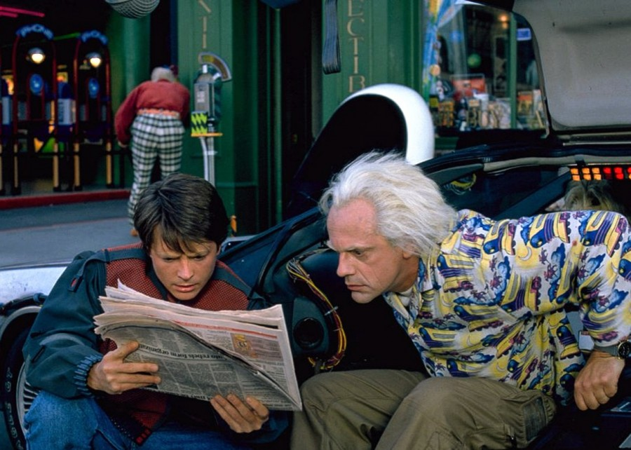Назад в будущее 2 (Back To The Future, Part II) 1989