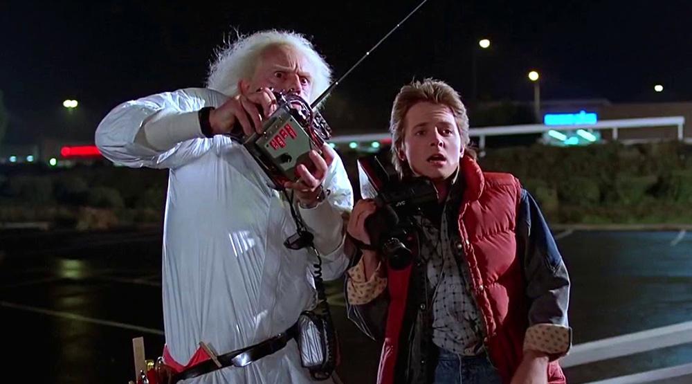 Назад в будущее (Back To The Future) 1985