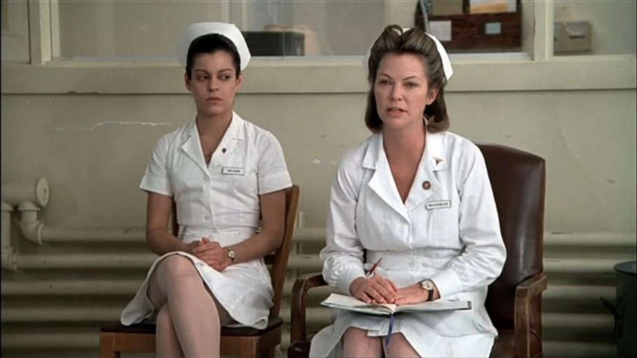 Пролетая над гнездом кукушки (One Flew Over the Cuckoo's Nest, 1975, IMDb 8,7)