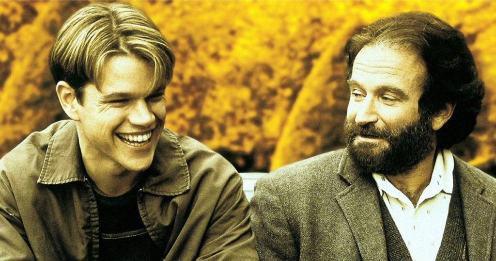 Умница Уилл Хантинг (Good Will Hunting, 1997, IMDb 8.3)