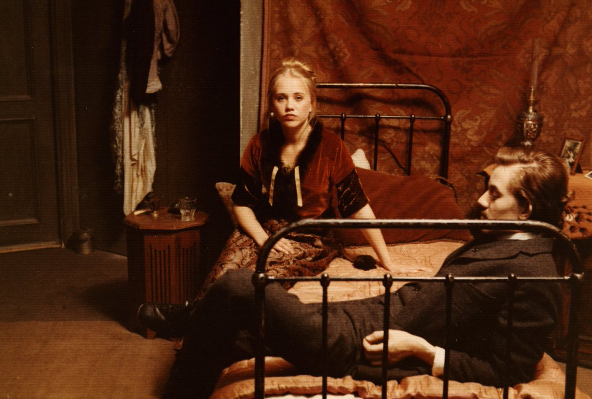 Эдвард Мунк (Edvard Munch, 1974, IMDb 8.3)