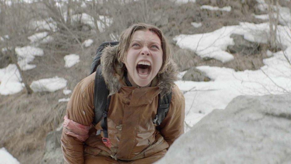 Let it Snow Ivanna Sakhno