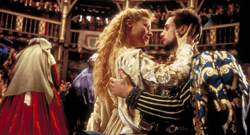 Влюбленный Шекспир (Shakespeare in Love, 1998, IMDb 7,1)