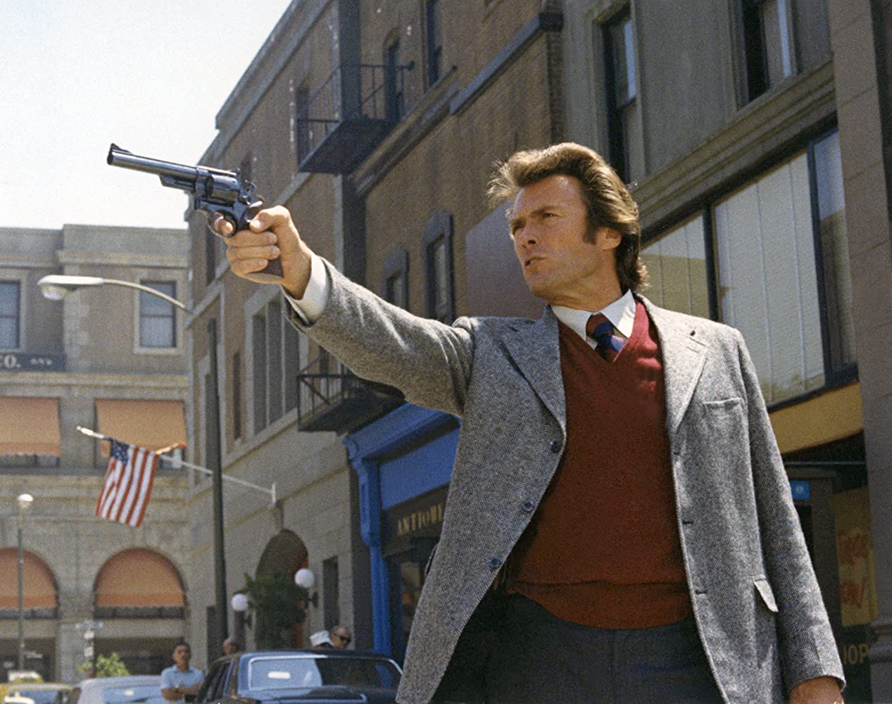 Грязный Гарри (Dirty Harry)1971