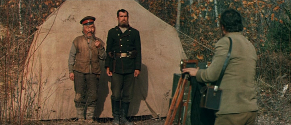 Дерсу Узала (Dersu Uzala) 1975