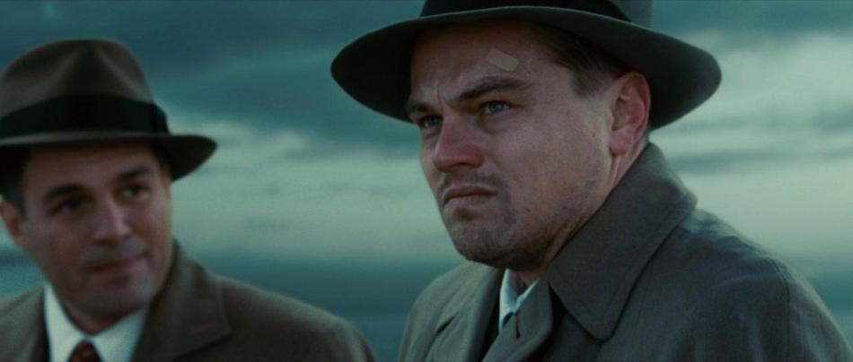 """Леонардо Ди Каприо, """"Остров проклятых"""" – «Диалог на корабле с Марком Руффало»"""