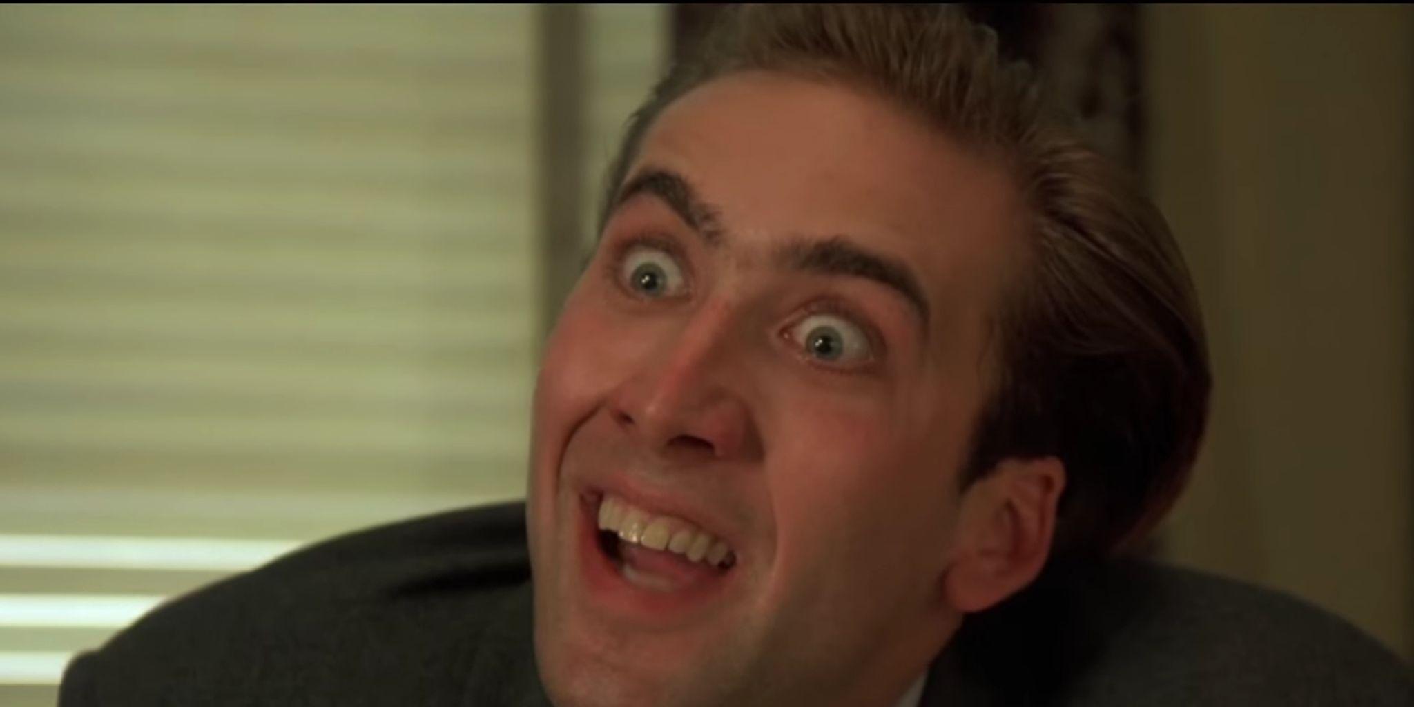 "Николас Кейдж, ""Поцелуй вампира"" – «Да ладно»"