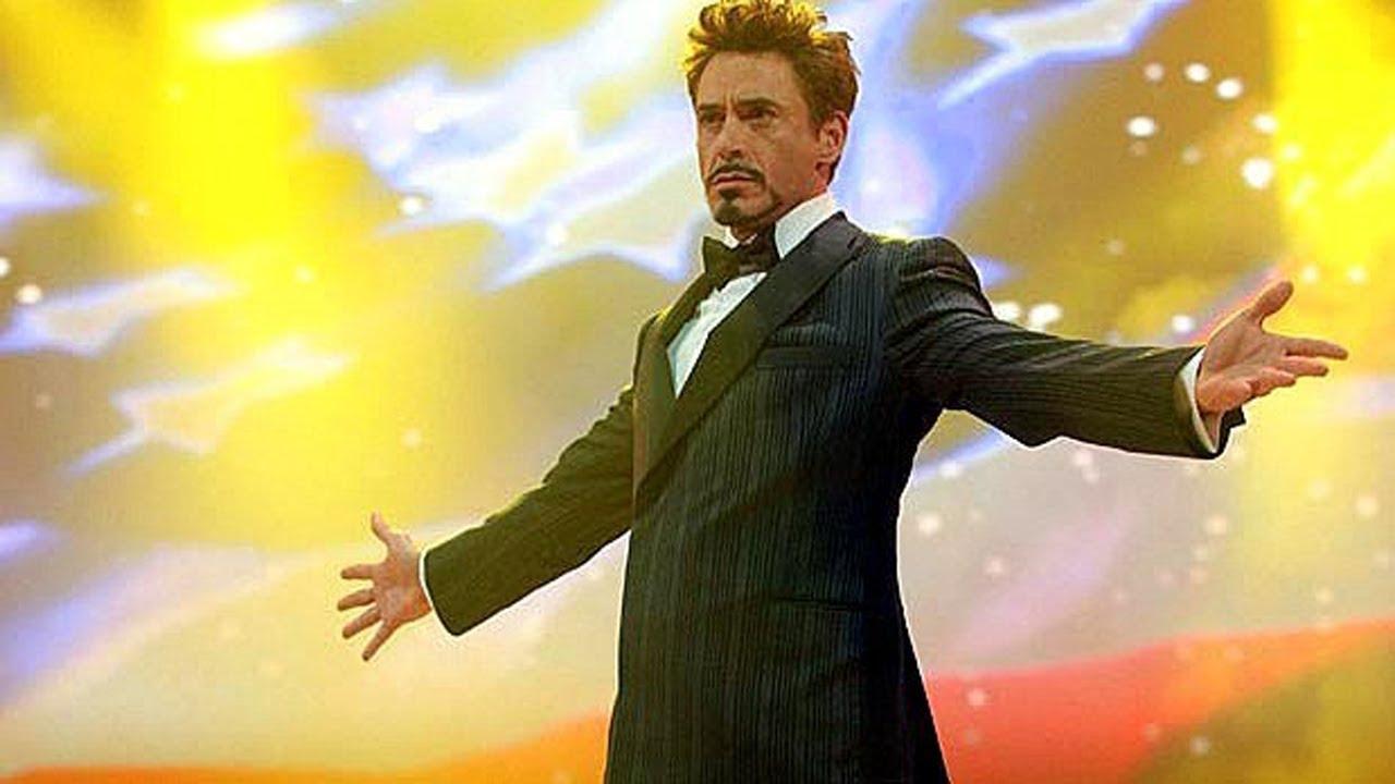 """Роберт Дауни-младший, """"Железный человек 2"""" – «Великолепный Дауни»"""
