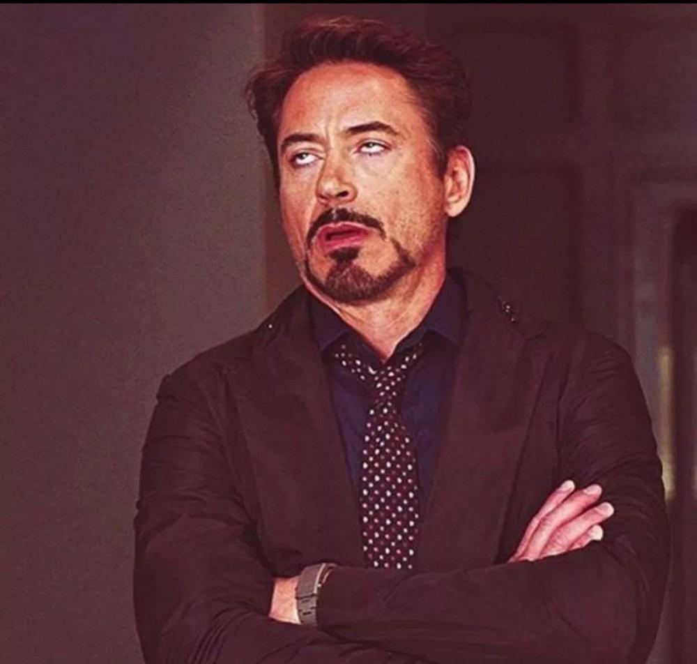 "Роберт Дауни-младший, ""Мстители"" – «Дауни закатывает глаза»"