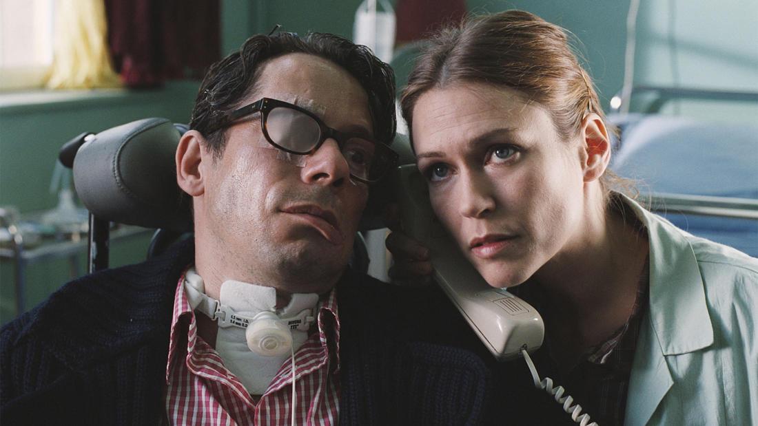 Скафандр и бабочка (Le scaphandre et le papillon, 2007, IMDb 8,0)