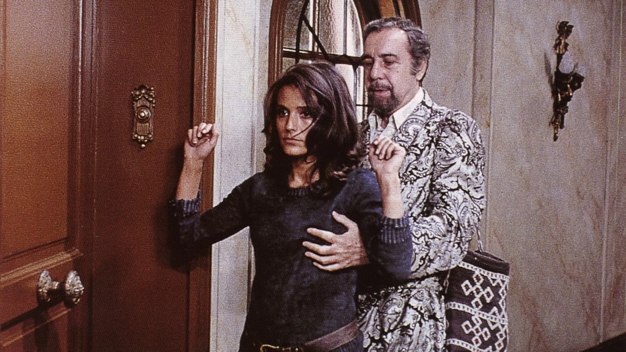 Скромное обаяние буржуазии (Le charme discret de la bourgeoisie)1972