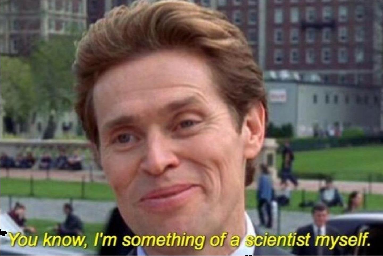 """Уиллем Дефо, """"Человек-паук"""" – «Я и сам своего рода ученый»"""
