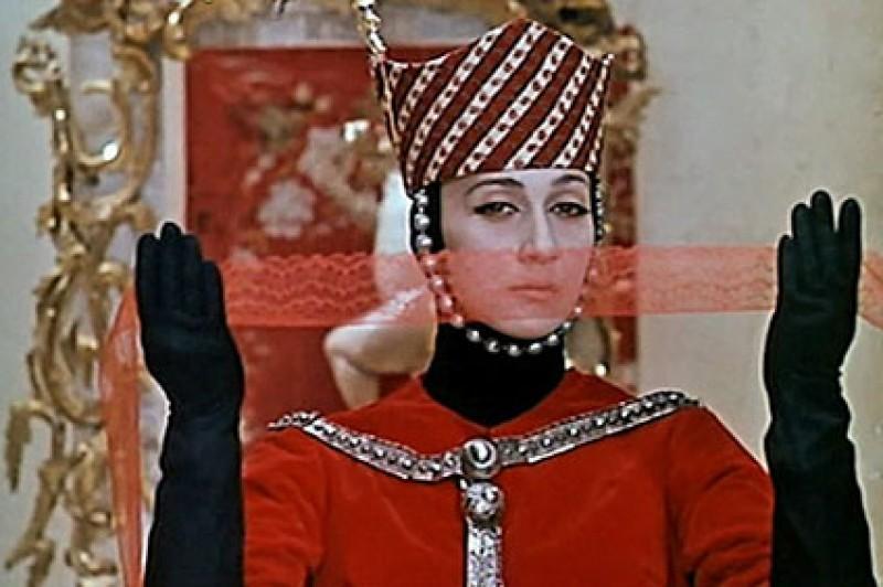 Цвет граната (Sayat Nova, 1968, IMDb 7,7)