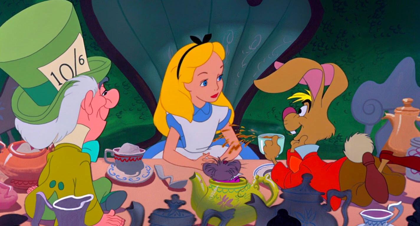 Алиса в стране чудес (Alice in Wonderland)1951