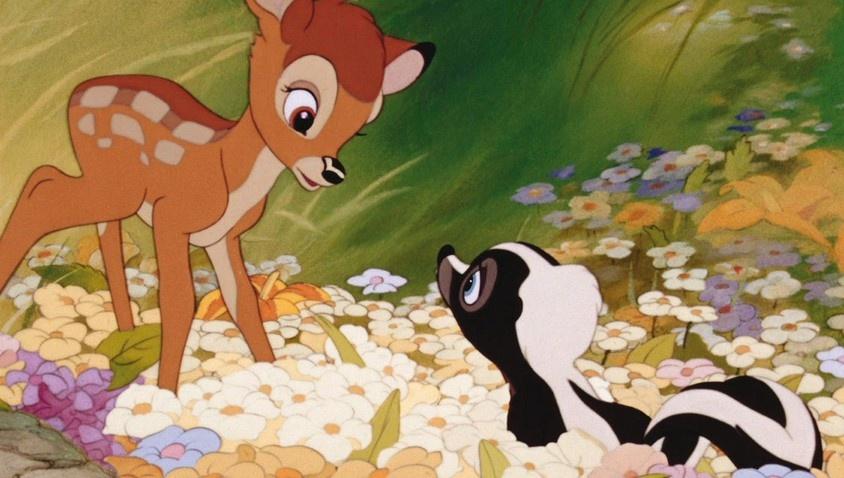 Бэмби (Bambi) 1942