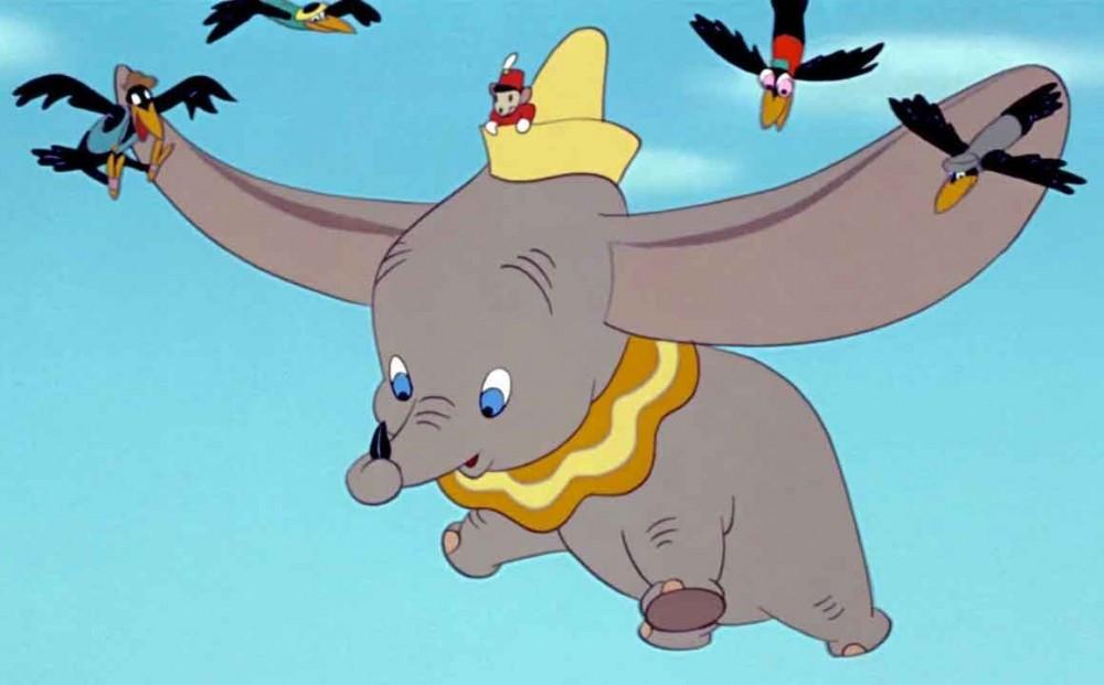 Дамбо (Dumbo) 1941