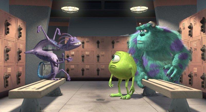 Корпорация монстров (Monsters, Inc.) 2001