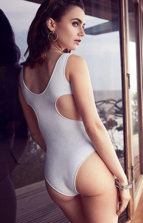 Лили Коллинз фото актриса