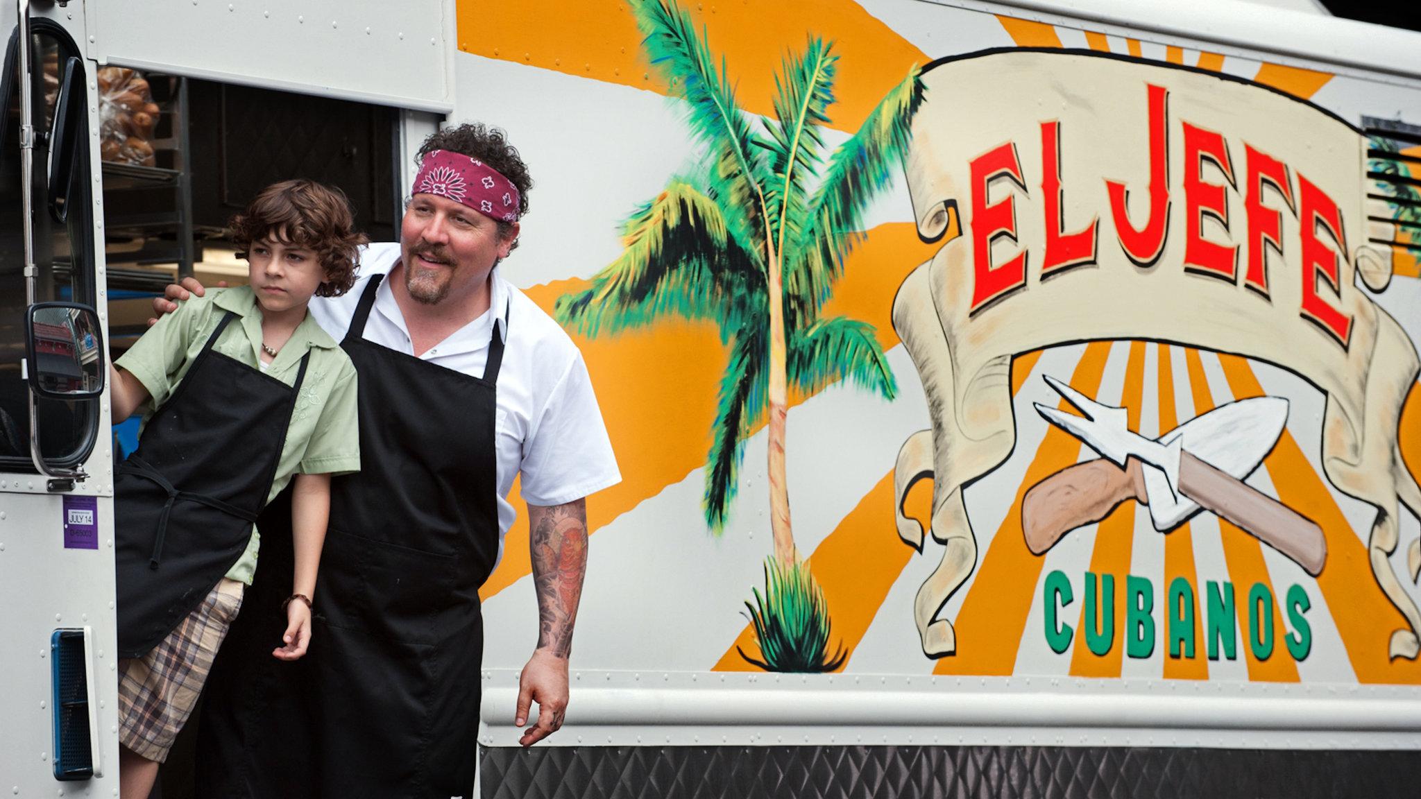 Повар на колесах (Chef, 2014, IMDb 7,3)