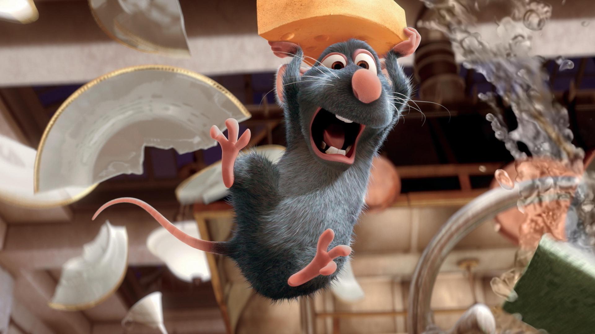 Рататуй (Ratatouille) 2007