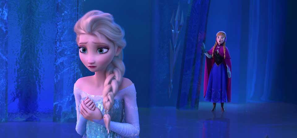 Холодное сердце (Frozen) 2013